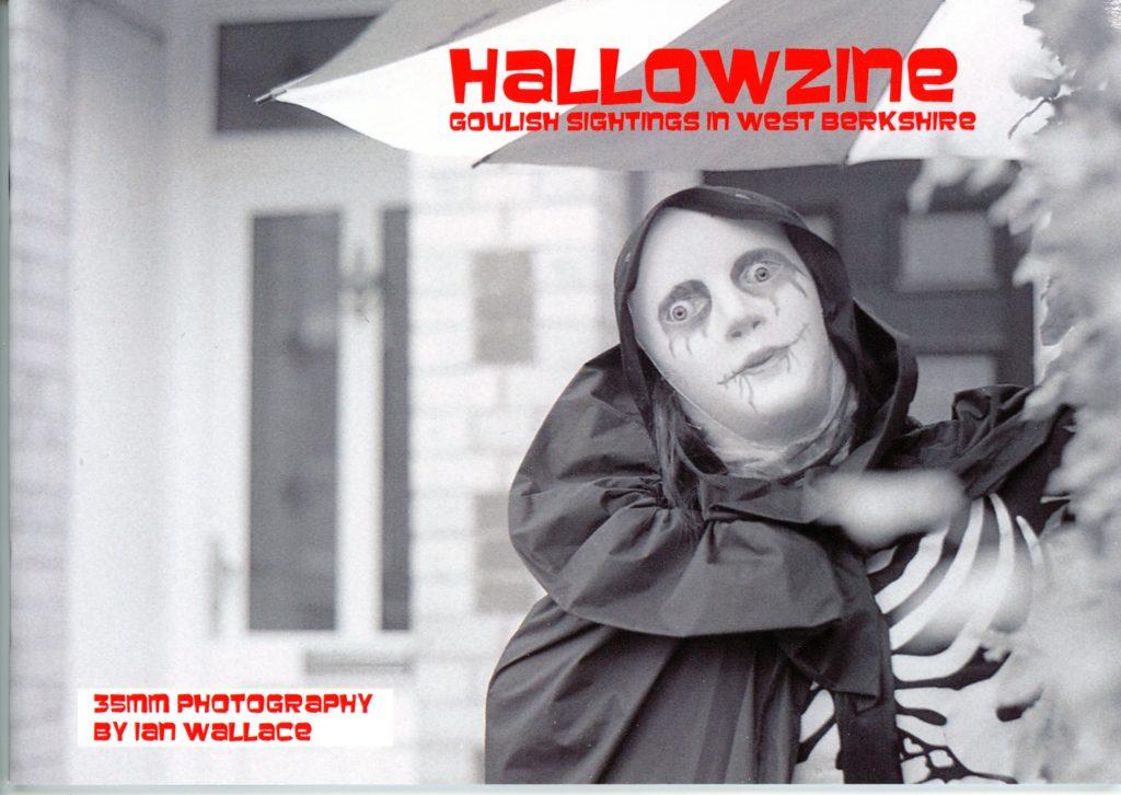 Hallowzine the Halloween Zine